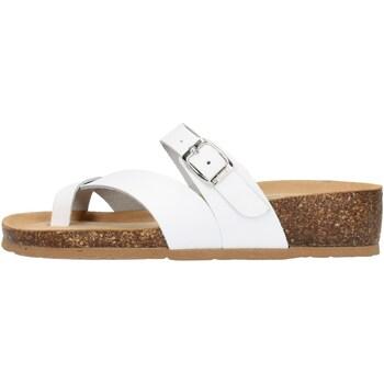 Pantofi Femei Papuci de vară Bionatura 12A456IBYCBIA White