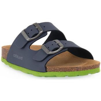 Pantofi Sandale  Grunland BLU LIME 40LUCE Blu