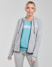 Îmbracaminte Femei Bluze îmbrăcăminte sport  adidas Performance METRED Heather / Gri / Moyen