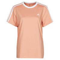 Îmbracaminte Femei Tricouri mânecă scurtă adidas Performance WESBEF Blush / Ambiant