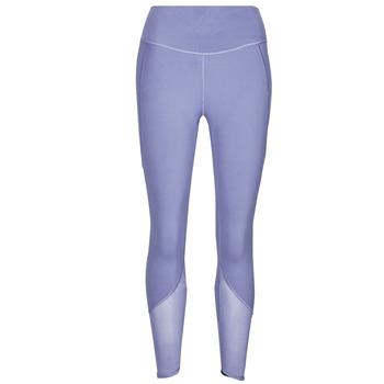 Îmbracaminte Femei Colanti adidas Performance YOGA 78T Violet / Orbită