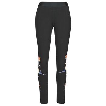 Îmbracaminte Femei Colanti adidas Performance FLORL GFX TIGHT Negru