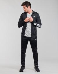 Îmbracaminte Bărbați Echipamente sport adidas Performance M LIN TR TT TS Negru