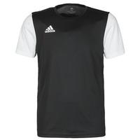 Îmbracaminte Bărbați Tricouri mânecă scurtă adidas Performance ESTRO 19 JSY Negru