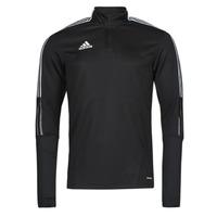 Îmbracaminte Bluze îmbrăcăminte sport  adidas Performance TIRO21 TR TOP Negru