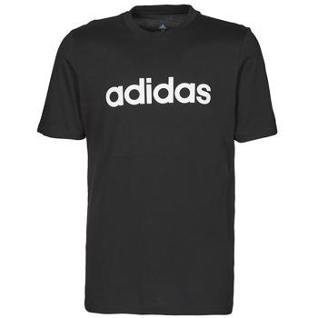 Îmbracaminte Bărbați Tricouri mânecă scurtă adidas Performance M LIN SJ T Negru