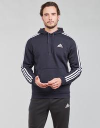 Îmbracaminte Bărbați Hanorace  adidas Performance M 3S FL HD Cerneală / Legenda