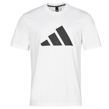 Îmbracaminte Bărbați Tricouri mânecă scurtă adidas Performance M FI 3B TEE Alb