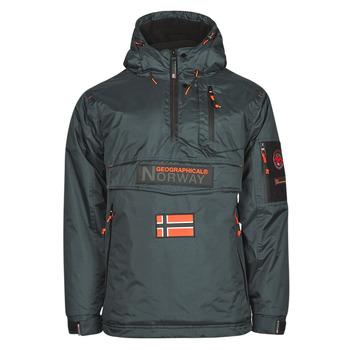 Îmbracaminte Bărbați Geci Parka Geographical Norway BARKER Gri / Culoare închisă