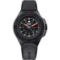Ceasuri & Bijuterii Bărbați Ceasuri Analogice Traser H3 Traser 109855, Quartz, 46mm, 20ATM Negru