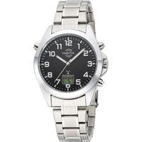 Ceasuri & Bijuterii Bărbați Cesuri Analogic- digital Master Time MTGA-10736-22M, Quartz, 41mm, 3ATM Argintiu