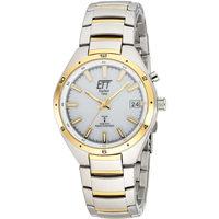 Ceasuri & Bijuterii Bărbați Ceasuri Analogice Ett Eco Tech Time Ett  EGS-11443-11M, Quartz, 41mm, 5ATM Argintiu