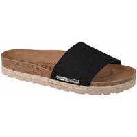 Pantofi Femei Papuci de vară Geographical Norway Sandalias Baja Verano Noir