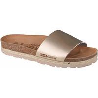 Pantofi Femei Papuci de vară Geographical Norway Sandalias Baja Verano Or