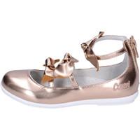 Pantofi Fete Balerin și Balerini cu curea Enrico Coveri Pantofi De Balerină BJ979 Roz