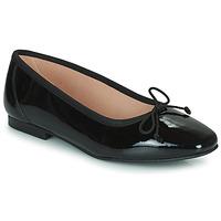 Pantofi Femei Balerin și Balerini cu curea Betty London ONDINE Negru
