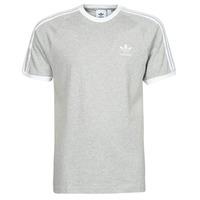Îmbracaminte Bărbați Tricouri mânecă scurtă adidas Originals 3-STRIPES TEE Heather / Gri / Moyen
