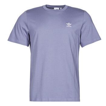 Îmbracaminte Bărbați Tricouri mânecă scurtă adidas Originals ESSENTIAL TEE Violet / Orbită