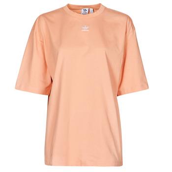 Îmbracaminte Femei Tricouri mânecă scurtă adidas Originals TEE Blush / Ambiant