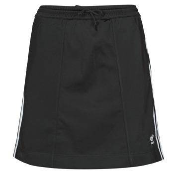 Îmbracaminte Femei Fuste adidas Originals SKIRT Negru