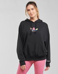 Îmbracaminte Femei Hanorace  adidas Originals HOODIE Negru