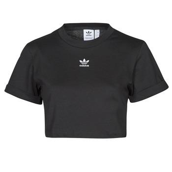 Îmbracaminte Femei Tricouri mânecă scurtă adidas Originals TEE Negru