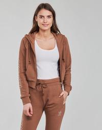 Îmbracaminte Femei Hanorace  adidas Originals CROPPED TT Maro