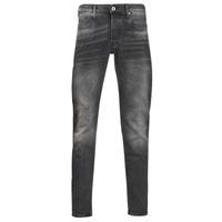 Îmbracaminte Bărbați Jeans slim G-Star Raw 3301 SLIM Gri