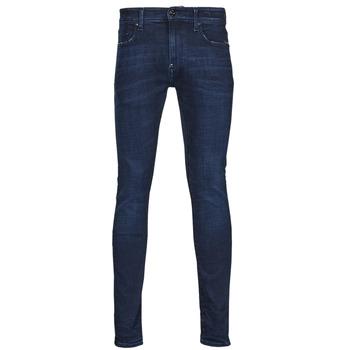 Îmbracaminte Bărbați Jeans skinny G-Star Raw REVEND FWD SKINNY Albastru