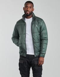Îmbracaminte Bărbați Geci G-Star Raw MEEFIC QUILTED JKT Verde