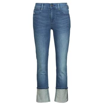Îmbracaminte Femei Jeans drepti G-Star Raw NOXER STRAIGHT Albastru