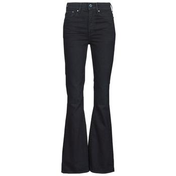 Îmbracaminte Femei Jeans bootcut G-Star Raw 3301 FLARE Albastru