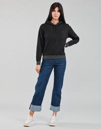 Îmbracaminte Femei Jeans drepti G-Star Raw TEDIE ULTRA HIGH STRAIGHT Albastru