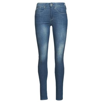 Îmbracaminte Femei Jeans skinny G-Star Raw LHANA SKINNY Albastru