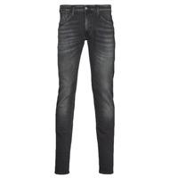 Îmbracaminte Bărbați Jeans slim Le Temps des Cerises 712 JOGG Negru