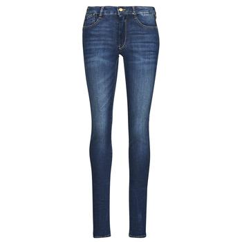 Îmbracaminte Femei Jeans slim Le Temps des Cerises PULP HIGH OLBIA Albastru