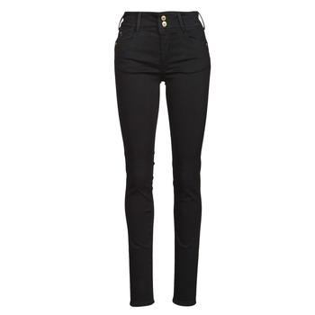 Îmbracaminte Femei Jeans slim Le Temps des Cerises ULTRA PULP Negru