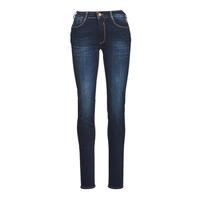 Îmbracaminte Femei Jeans slim Le Temps des Cerises PULP HIGH NAPLES Albastru / Negru