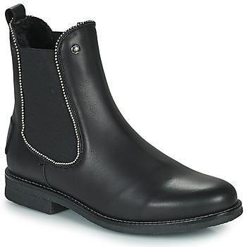 Pantofi Femei Ghete Panama Jack GILIAN Negru