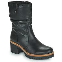 Pantofi Femei Ghete Panama Jack PIERA Negru