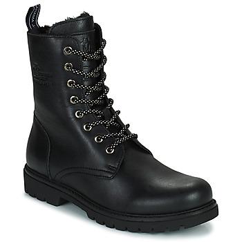 Pantofi Femei Ghete Panama Jack FRISIA Negru