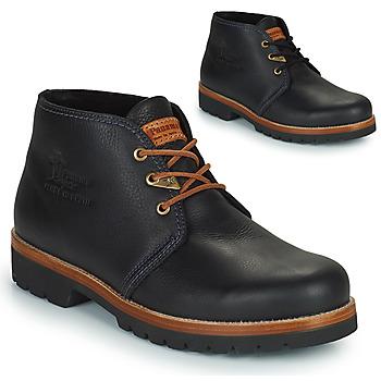Pantofi Bărbați Ghete Panama Jack BOTA PANAMA Negru