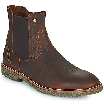 Pantofi Bărbați Ghete Panama Jack GARNOCK Negru