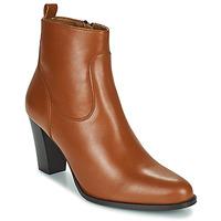 Pantofi Femei Botine Betty London PETRA Coniac