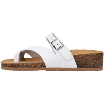 Pantofi Femei Papuci de vară Bionatura 12A456 WHITE