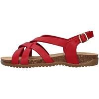 Pantofi Femei Sandale  Bionatura 34A2168 RED