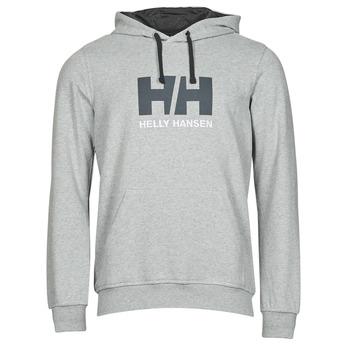 Îmbracaminte Bărbați Hanorace  Helly Hansen HH LOGO HOODIE Gri