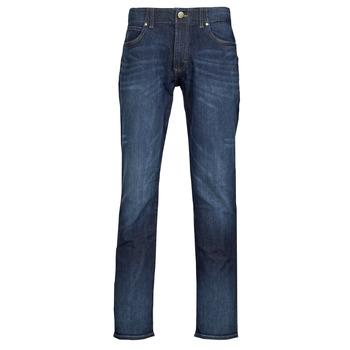 Îmbracaminte Bărbați Jeans drepti Lee XTREM MOTION STRAIGHT FIT Albastru