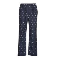 Îmbracaminte Bărbați Pijamale și Cămăsi de noapte Polo Ralph Lauren PJ PANT SLEEP BOTTOM Albastru