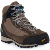 Pantofi Femei Ghete Tecnica 023 MAKALU IV GTX W Beige